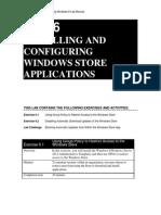 70-687 MLO Lab 06 Worksheet Chapter 5