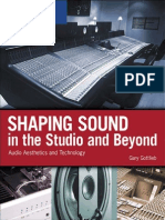 Gottlieb 2007 Shaping Sound in the Studio (manual.pdf