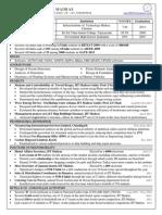 Resume_Praveen Surendra A