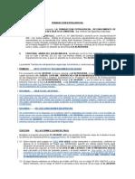 TRANSACCIÓN EXTRAJUDICIAL CLARO - CRISTOBAL DEL SOLAR MALAGA (03 02 2014).doc