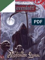 TSR 1124 - The Nightmare Lands