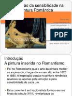 Expressão da sensibilidade na Pintura Romântica (1).pptx