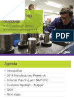 SAP_BPC_Driving Efficiency in Planning and Performance Management