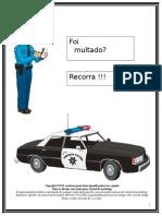 Apostila de Recurso de Multa .doc