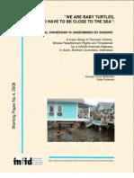 Working Paper INFID 2008 = USAID vs Kuala Bubon