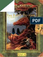 TSR 1149 - The Last Tower - The Legacy of Raistlin