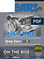 GEARS Oct/Nov 2014 show issue