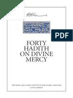 40 Hadith on Divine Mercy