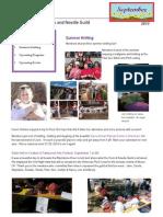 guild newsletter sept 2013