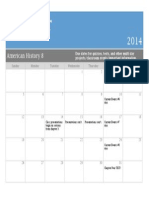 ah8 - oct  calendar 2014
