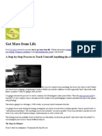 A Step-By-Step Process to Teach Yourself Anything (in a Fraction of the Time) « Scott H Young