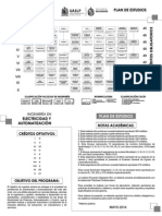 Iea Plan de Estudio Junio 2014