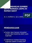 Pengembangan Sumber Daya Manusia [Sdm] Di