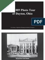 1889 Photo Tour of Dayton
