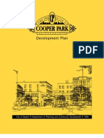 Cooper Park Neighborhood Development Plan - Downtown Dayton Ohio