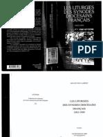 ARNAUD JOIN-LAMBERT. Les Liturgies des Synodes.pdf