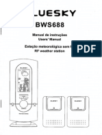 Bluesky Weather Station BWS688