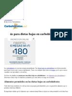 Menús para dietas bajas en carbohidratos.pdf