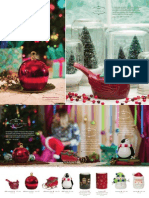 Scentsy Christmas Warmers 2015