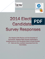 NF Candidate Questionnaire Results Updated