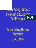 Arc Fault and Protection