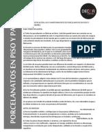 porcelanatos en pisos.pdf