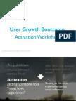 Growth Hacking Activation Workshop