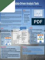 Metadata-Driven Analysis Tools