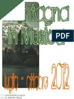 Montagna in Musica 2012