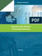 Algal Biofuels Roadmap