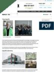 about us  wastewater treatment - aquafix inc