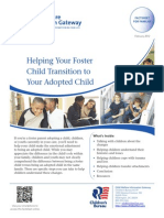 Helping Your Foster Child Transition to Your Adopted Child