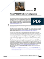 Cisco IPICS - LMR Gateway