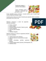 ALIMENTACIÓN SALUDABLE Y ALIMENTACIÓN NO SALUDABLE 15 copias.docx