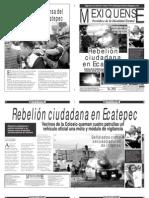 Diario El mexiquense 22 Octubre 2014