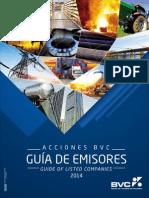 Guia de Emisores Acciones - BVC 2014.pdf