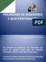 POLIMEROS DE INGENIERIA Y ALTA PERFOMANCE-2009.ppt
