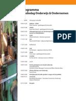 Programma_studiedag