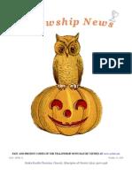 October 21, 2014 The Fellowship News