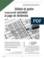 RAMOS ANGELES, Jesús - La deducibilidad de gastos financieros asociados al pago de dividendos LEGIS 185 Colombia.pdf