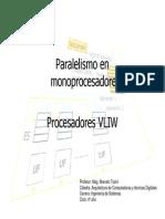 Paralelismo en monoprocesadores - VLIW.pdf