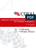Canada - Diplomacy, Globalization and Heteropolarity