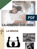 LA AMISTAD CON DIOS.ppt