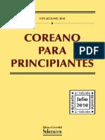 Coreano para principiantes.pdf
