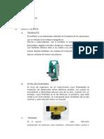 INFORME topografico (CARRETERAS).doc