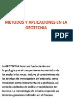 METODOS Y APLICACIONES EN LA GEOTECNIA.pptx