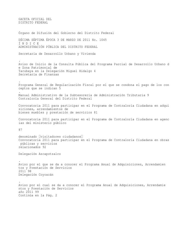 Gacet 03032011manual Admvo Sat Txt