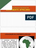 os principais aspectos físicos e naturais do continente africano.ppt