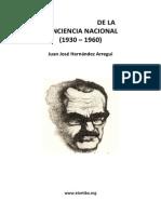 LA FORMACION DE LA CONCIENCIA NACIONAL - Hernández Arregui.pdf
