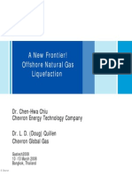 A New Frontier, Offshore Natural Gas Liquefaction - Dr Chen Hwa Chiu (Chevron)